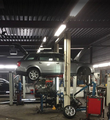 garage Hilbert