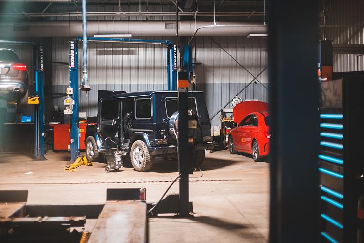 Carteam Garage Hilberts
